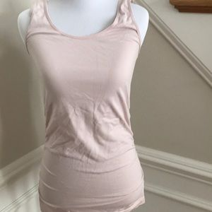 Runched maternity tank